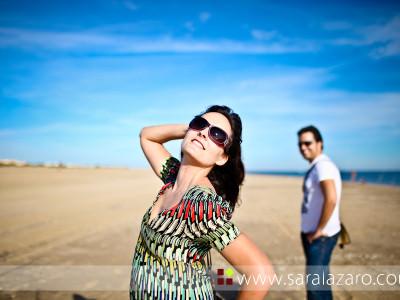 Día de playa en Isla Canela