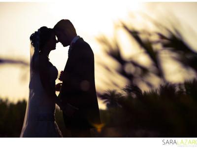 Encarni + Jose... fotos de boda en la playa...