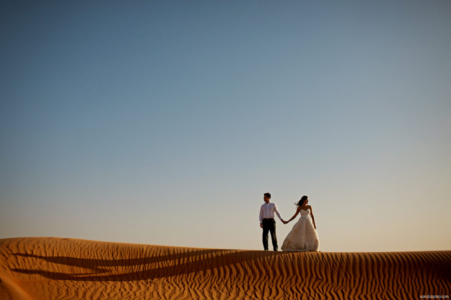 Sara Lazaro Dubai destination wedding photographer