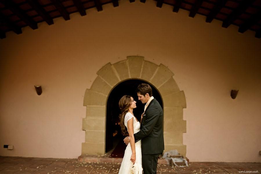 Fotografo de boda en mas bonvilar en el campo de barcelona - Fotografos de barcelona ...
