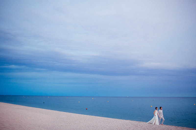 menorca beach wedding