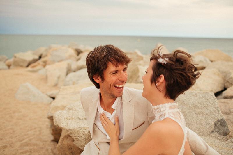 boda menorca playa
