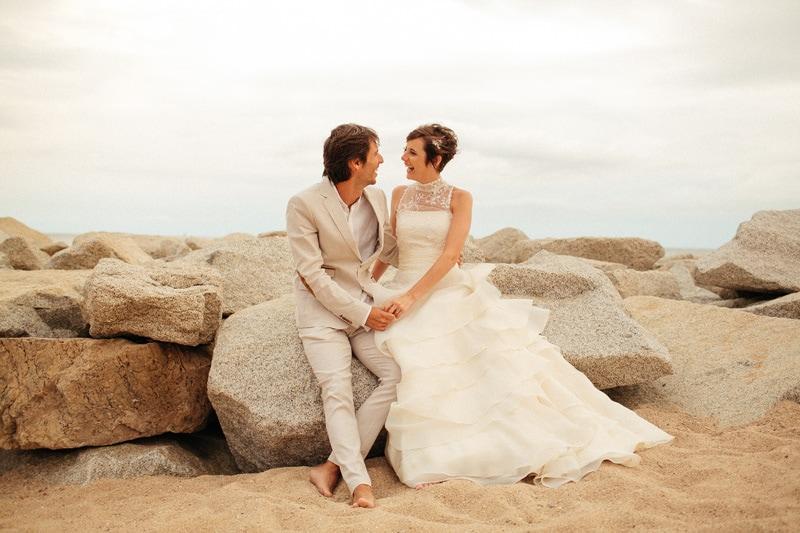 fotografos bodas menorca playa
