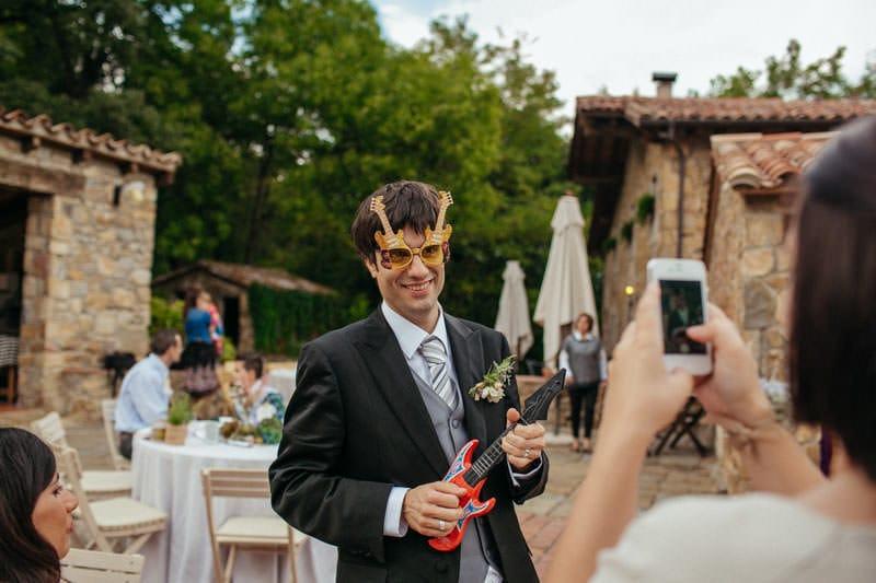 boda hipster girona
