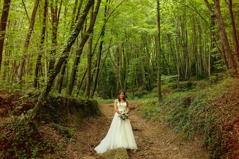 countryside wedding photographer spain