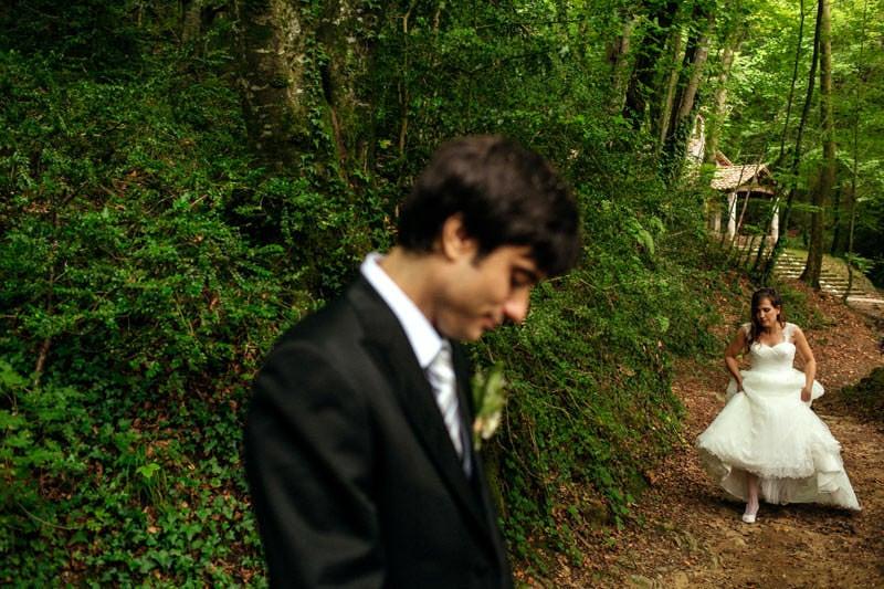 fotografos bodas naturales