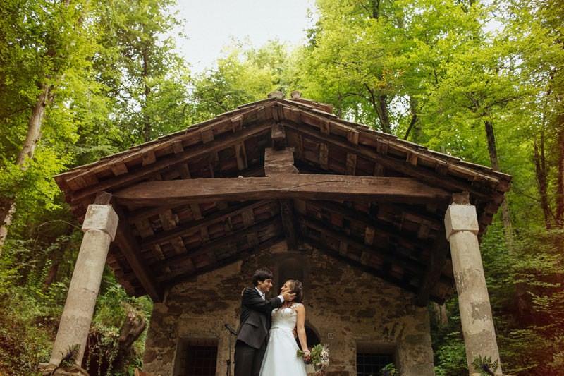 boda bosque boda naturaleza