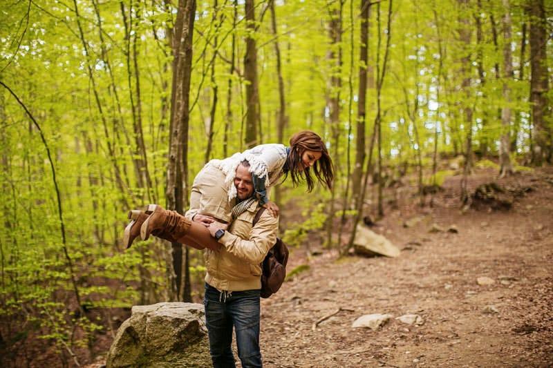 boda bosque girona