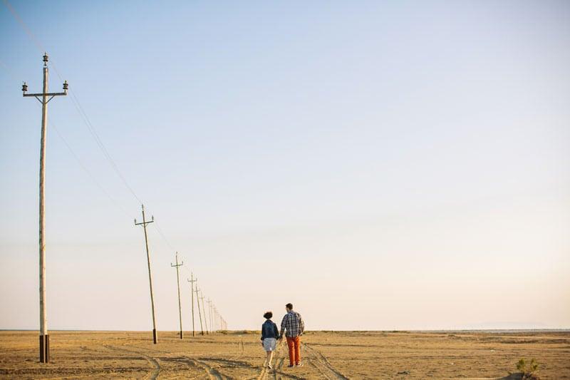 fotos preboda desierto
