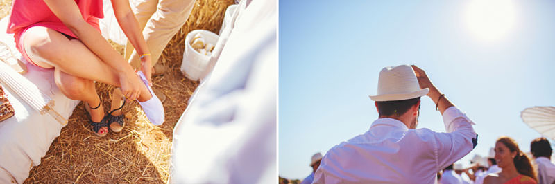boda sombrillas aire libre