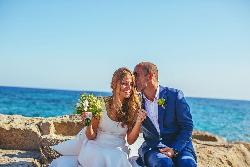 fotografos boda cala menorca
