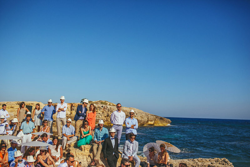fotografos boda playa menorca