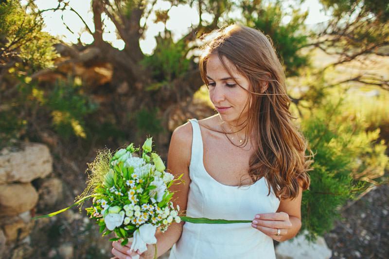 fotografo boda menorca natural
