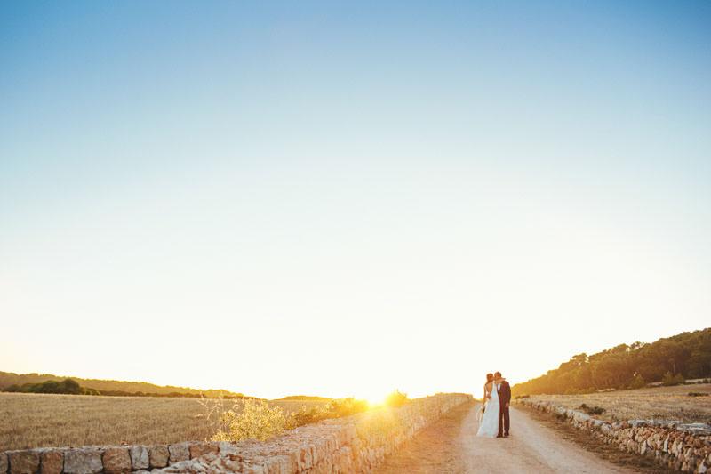 boda menorca campo