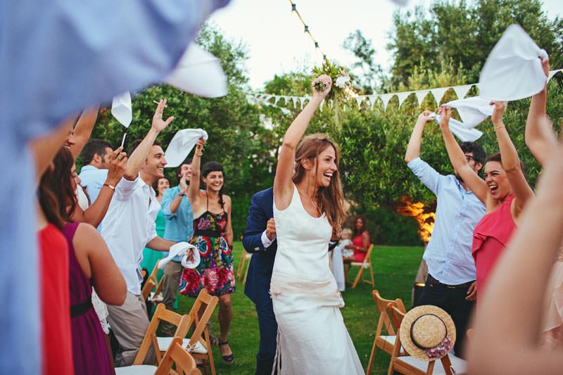 boda en naturaleza menorca