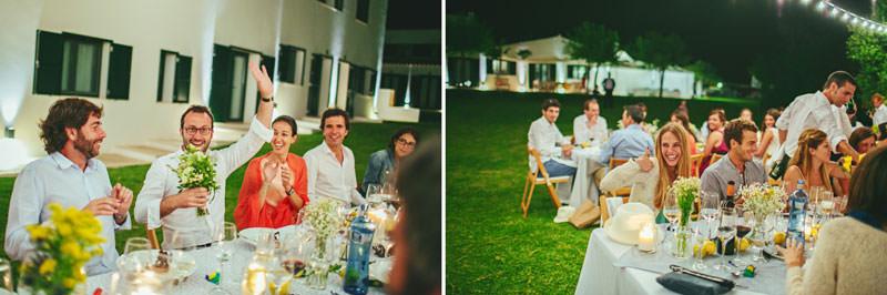 boda aire libre menorca
