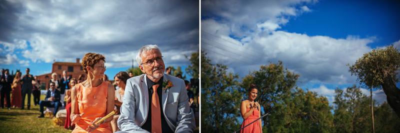 boda dia nublado girona