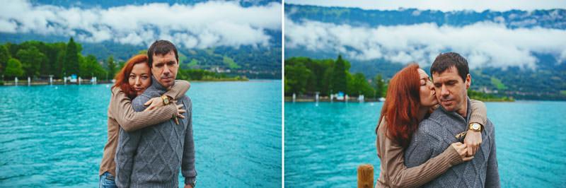 fotos preboda lago