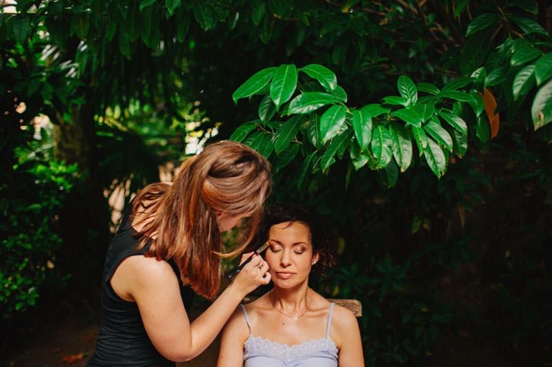 fotografo boda bosque vinyassa