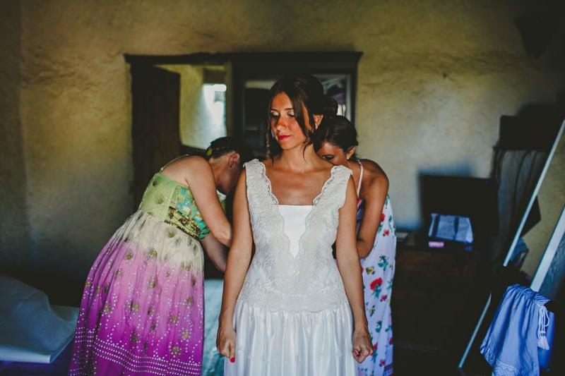 fotografos boda barcelona campestre
