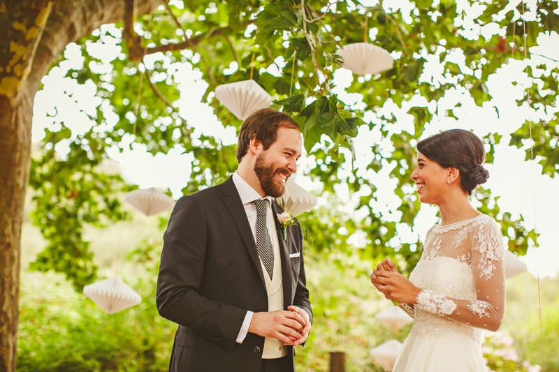 boda masia cataluña sara lazaro