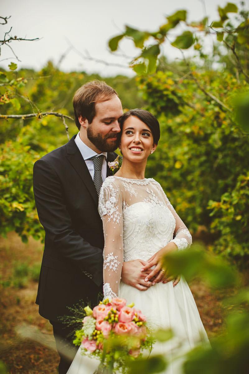boda aire libre barcelona sara lazaro