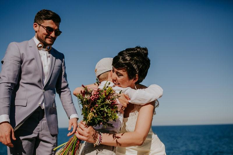 boda cala menorca sara lazaro