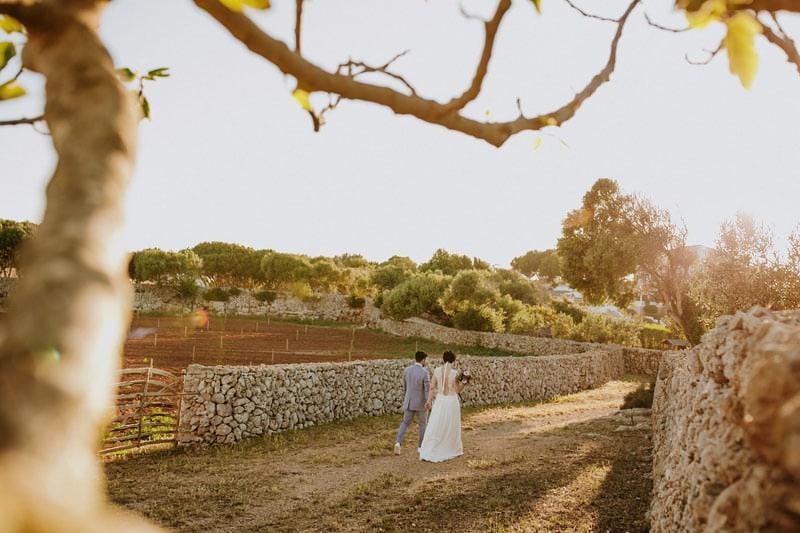 finca boda menorca sara lazaro