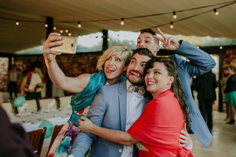 fotografias boda cala menorca