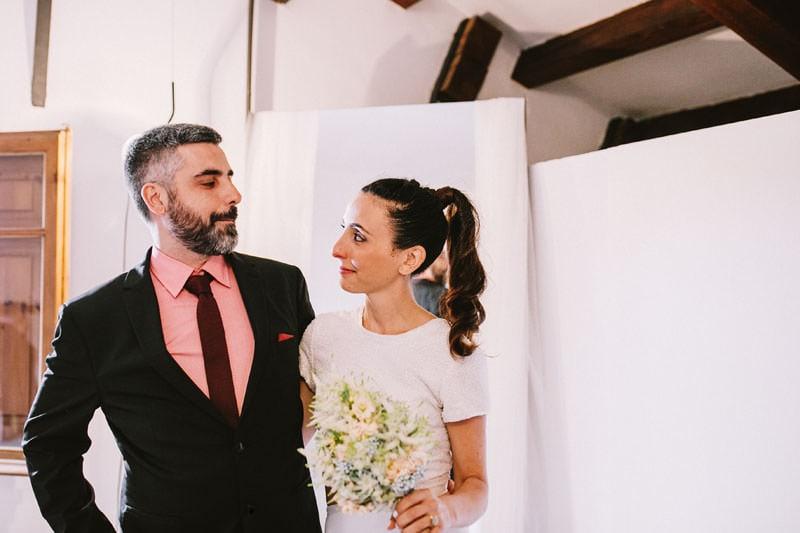 vestido novia boho chic barcelona