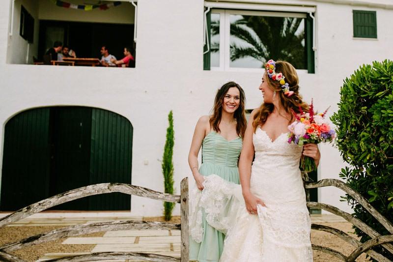fotos boda puerto menorca
