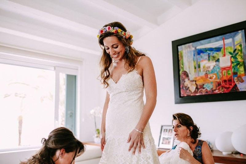boda fornells menorca