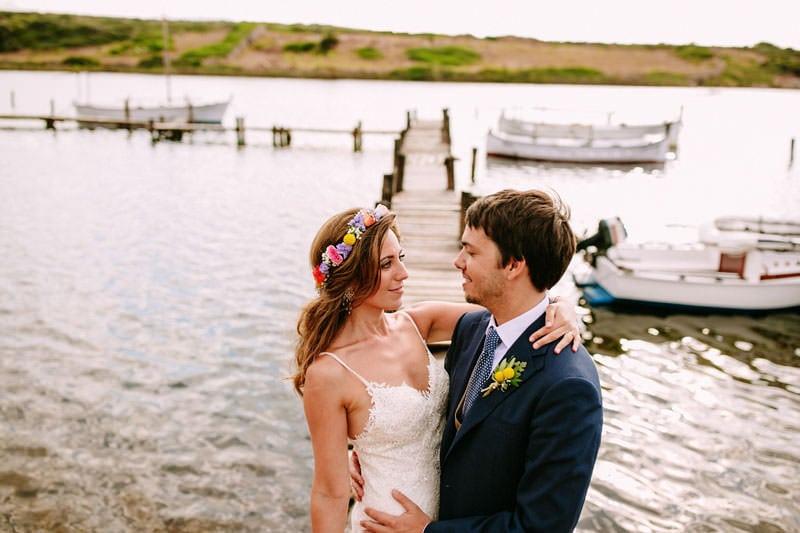fotos boda faro cavalleria menorca