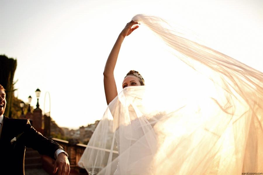 Fotografos de boda vintage