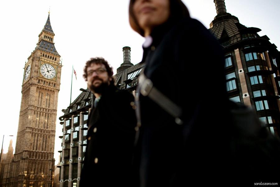 London engagement session_Sara Lazaro