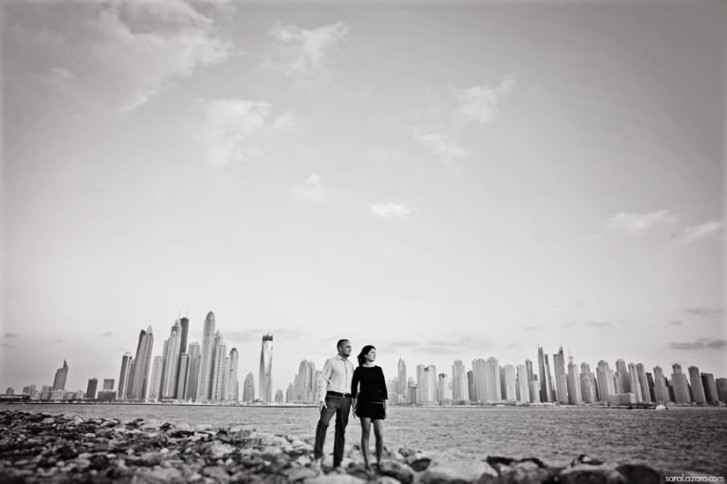 Dubai destination wedding photographer