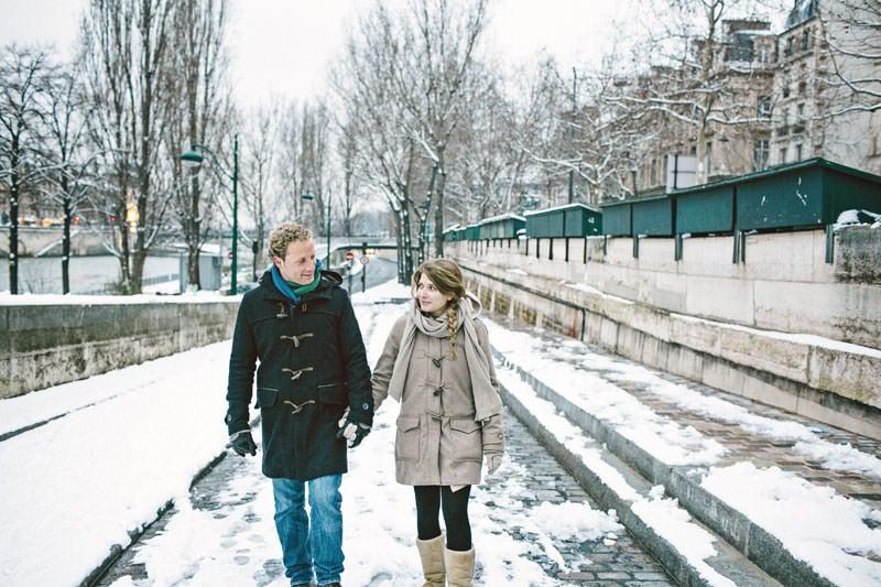 Preboda Paris invierno barcelona Sara Lazaro