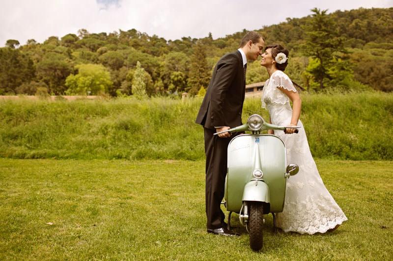 fotografos bodas rusticas montseny barcelona