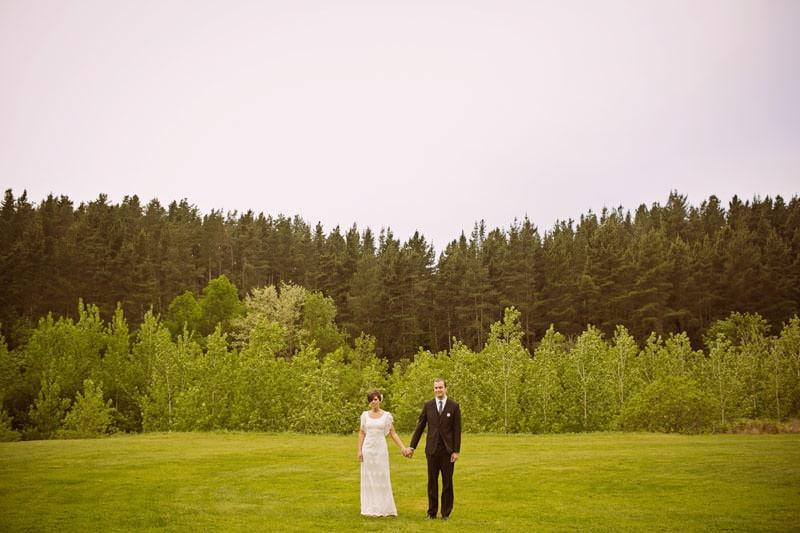fotografos bodas aire libre campo