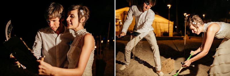 canet de mar wedding