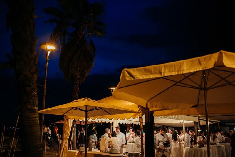 boda chiringuito playa canet mar
