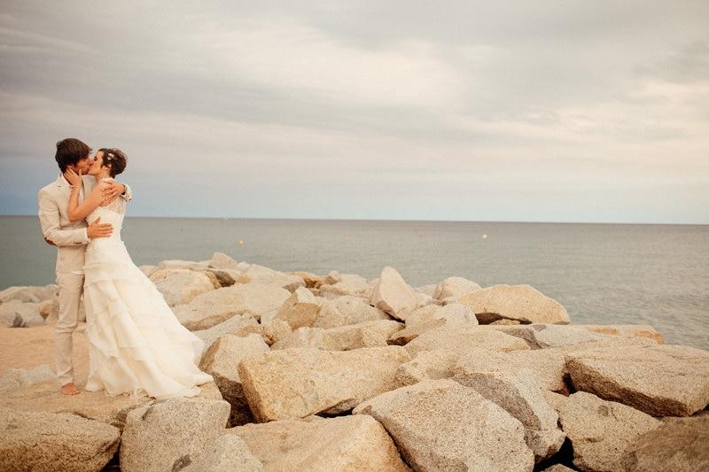 boda formentera playa