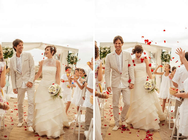 fotografos bodas playa