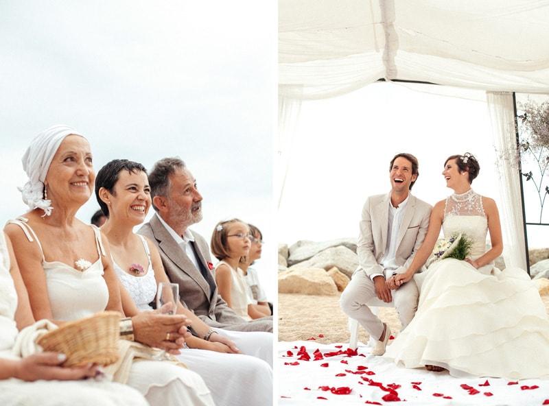 boda playa barcelona