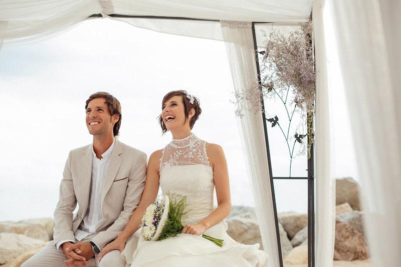 fotografos boda canet de mar
