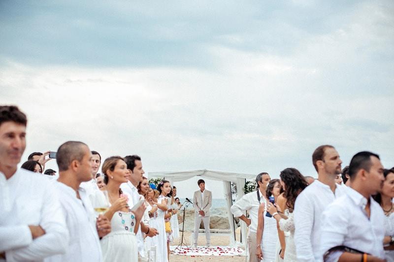fotografos boda playa barcelona