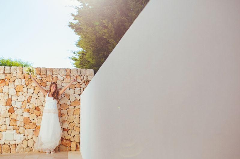 fotos novia radiante