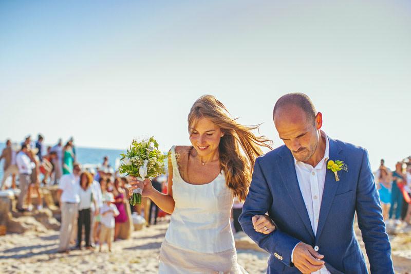 boda en cala menorca