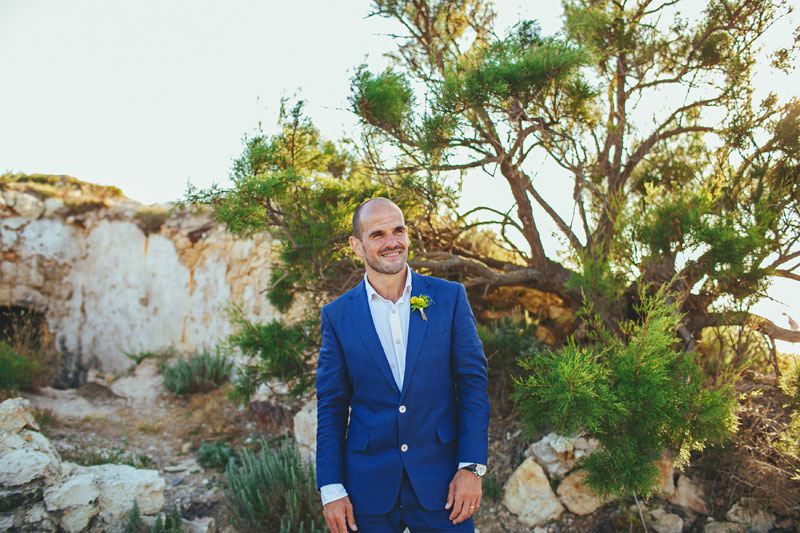 fotografo boda menorca aire libre