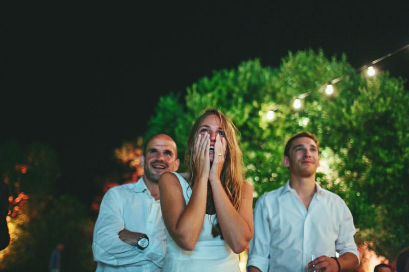 fotos novias emocionadas
